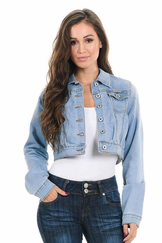 Sweet Look Women's Denim Jacket · Style 292