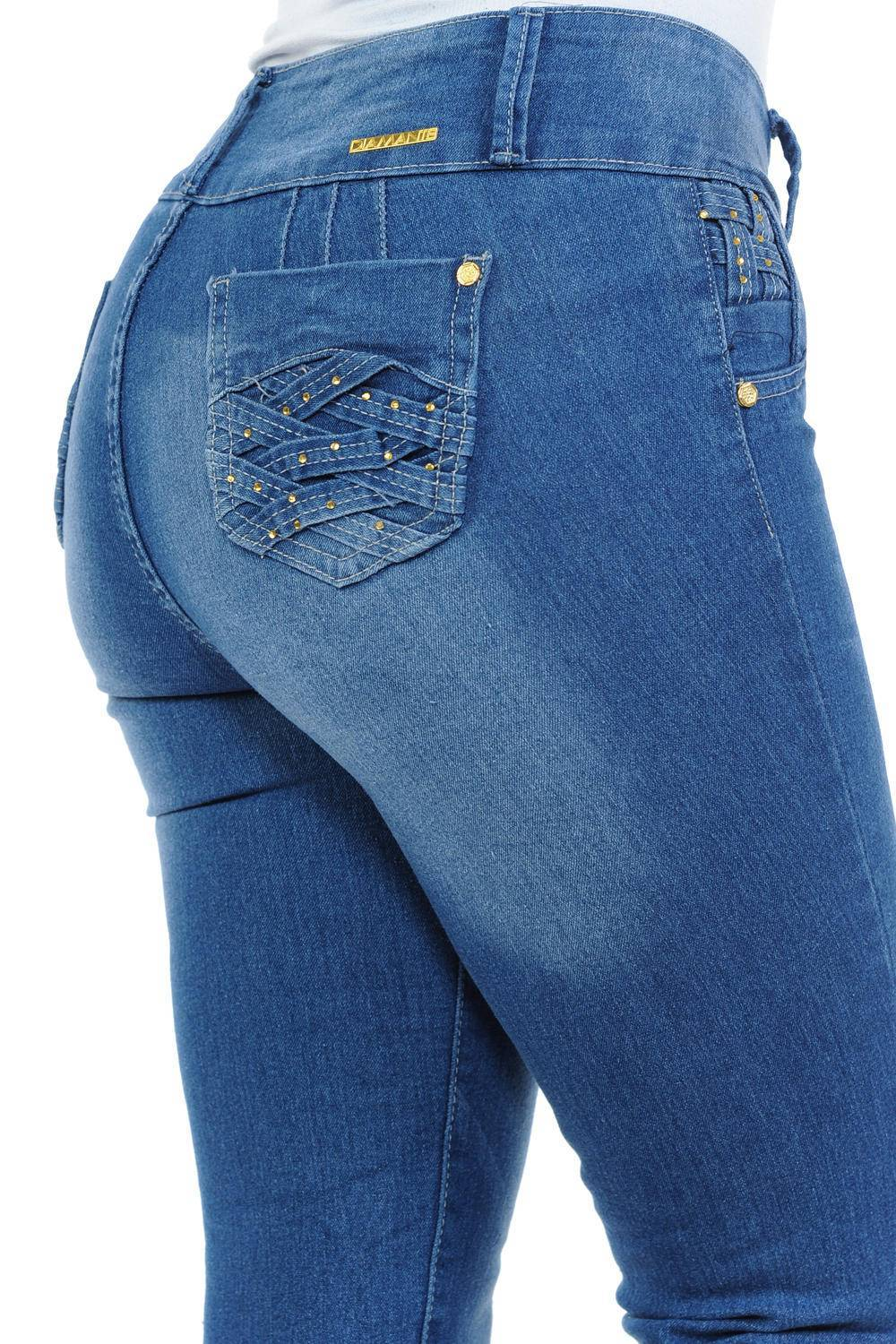 sports shoes cdf4a 90a26 Diamante Women's Jeans · Push Up · Style G522