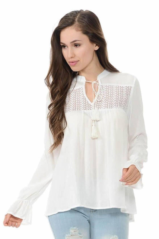 c6c60acdc72 Diamante Fashion Women's Blouse · Style 6187295