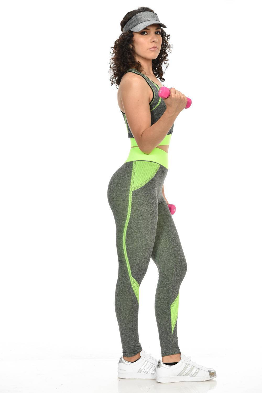 Diamante Women's Power Flex Yoga Pants Leggings Sportswear