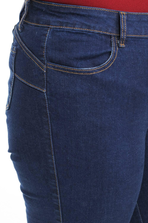 Sweet Look Talla Missy Cintura Alta Push Up Jeans