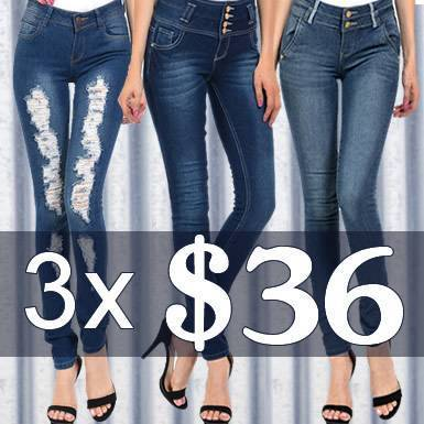 3x36 Jeans
