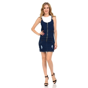 Mitzi Michel Denim Dresses